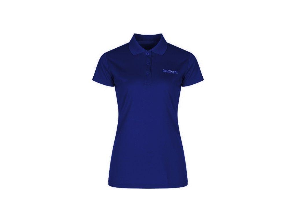Koszulka damska Dare2B SVDWT382 MAVERIK III Blue