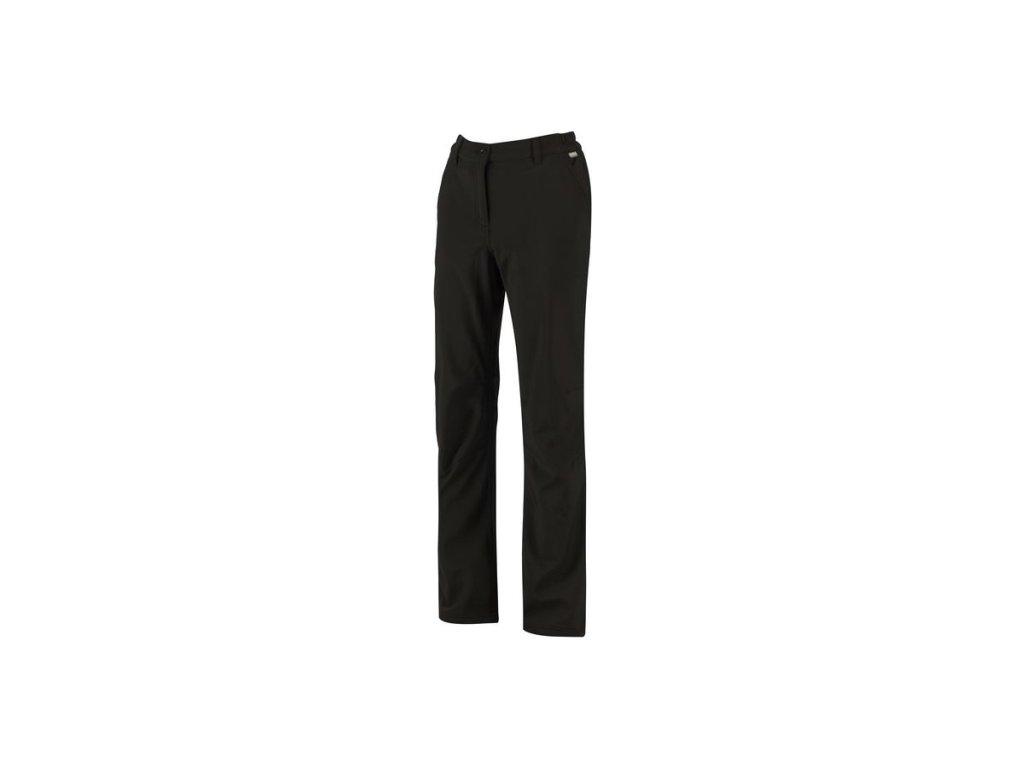 Damskie spodnie ocieplane Regatta RWJ177R FENTON czarne