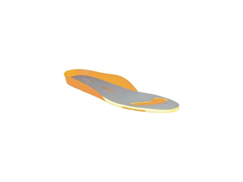 Szare wkładki do butów męskie Regatta RFB001