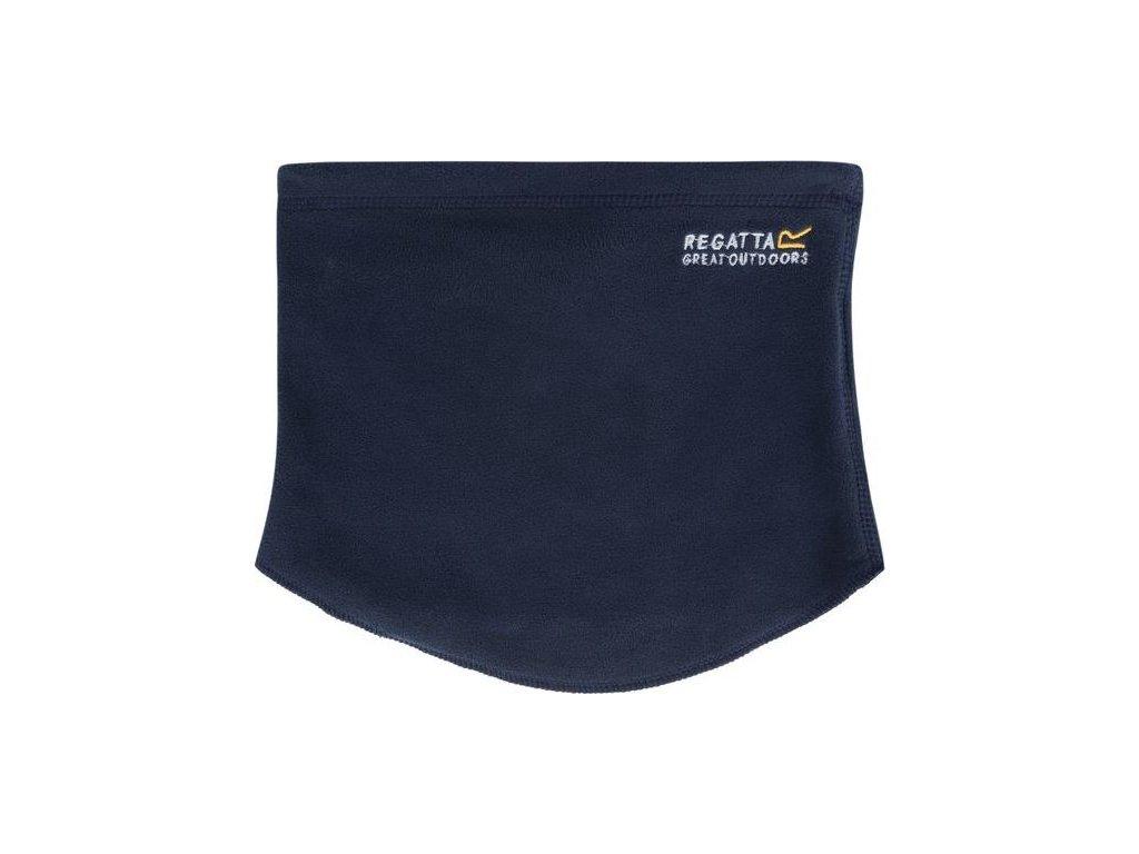 Szal sportowy Regatta RMC061 STEADFAST Ciemno niebieski