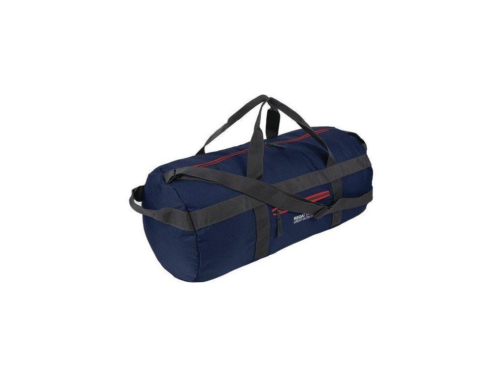 Niebieska torba unisex Regatta EU180 Packaway Duff 40L
