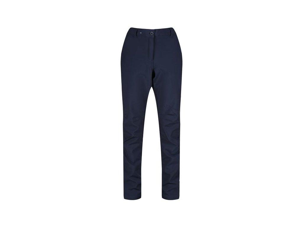 Damskie spodnie ocieplane RWJ177R Womens Fenton niebieskie