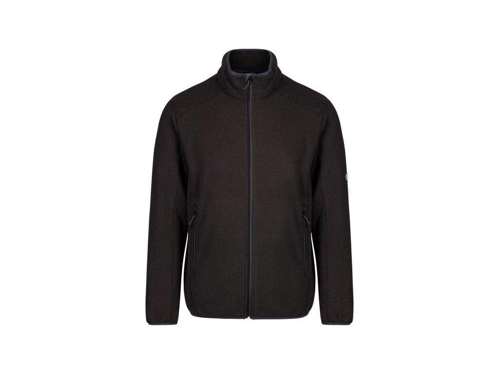 Męska bluza Regatta RMA351 TORRENS czarna