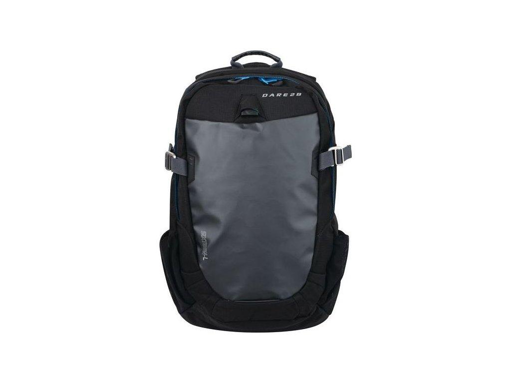 Czarny plecak Dare2B DUE407 Krosfire 16l