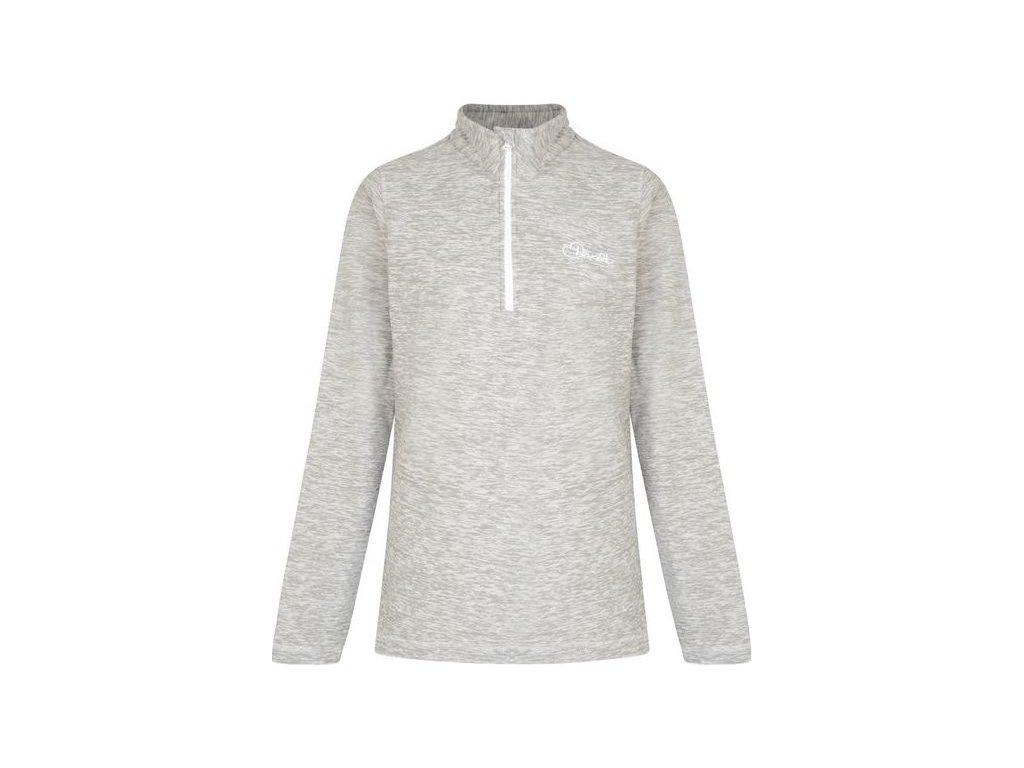 Damska bluza polarowa DWA373 AMPLE Fleece szara