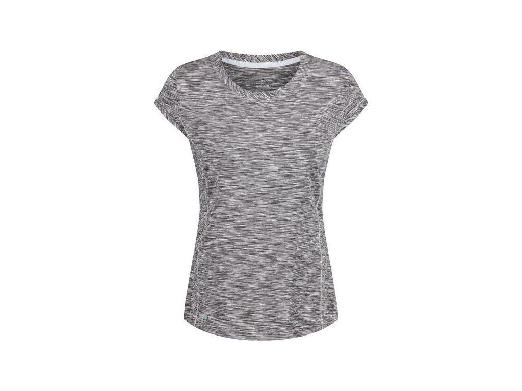 Koszulka damska Regatta RWT140 Wm Hyperdimension Szary