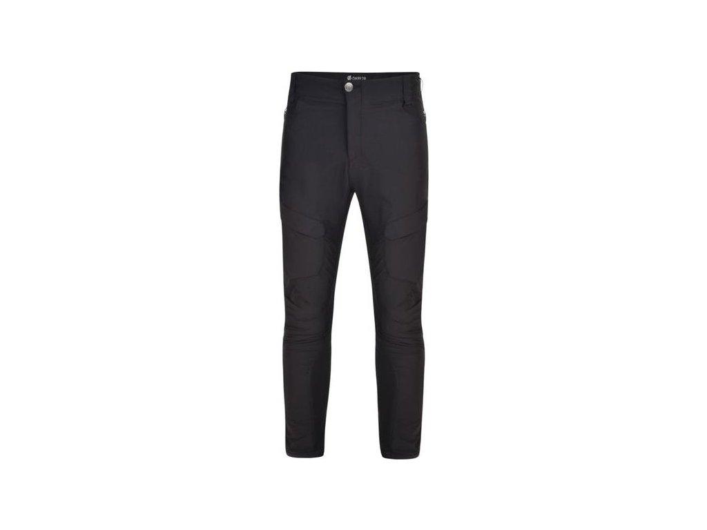 Czarne spodnie męskie Dare2B DMJ409R Tuned In II