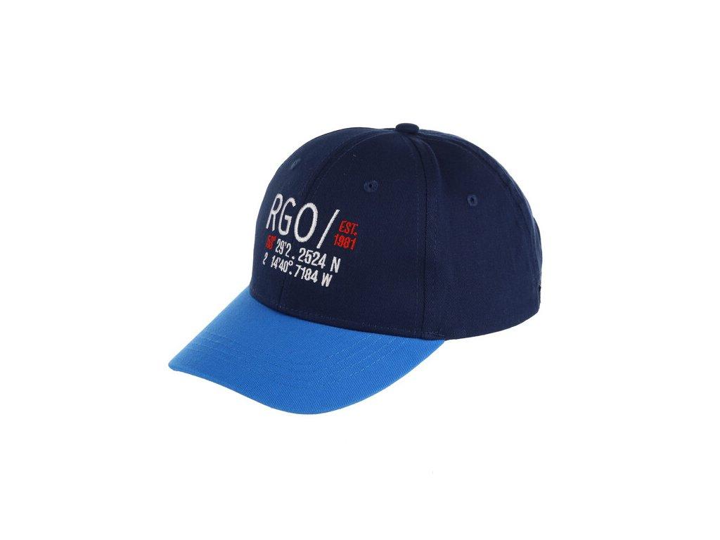 Niebieski czapka dziecięca Regatta RKC166 Cuyler