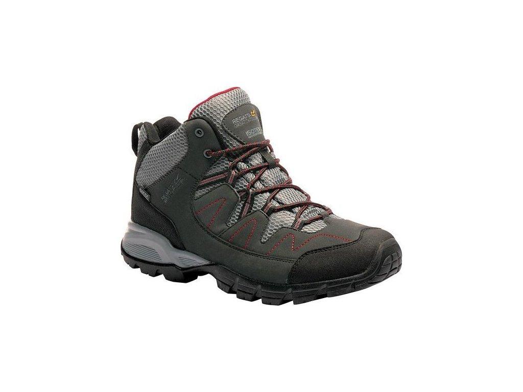 Buty trekkingowe RMF459 Holcombe Mid Szara