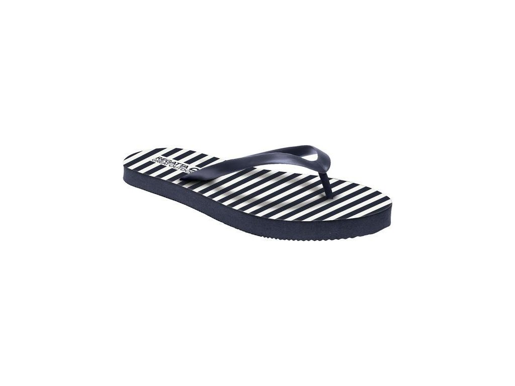Niebieskie sandały damskie Regatta RWF565 Lady Bali