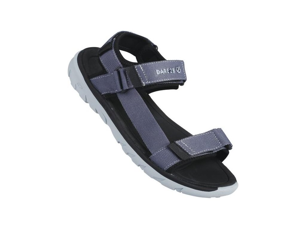 Szare sandały męskie DMF334 DAREB Xiro Sandal