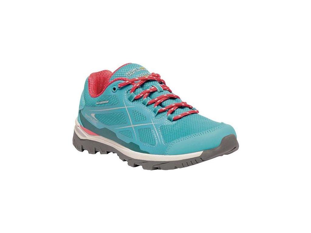 Niebieskie buty damskie RWF489 REGATTA  Lady Kota Low