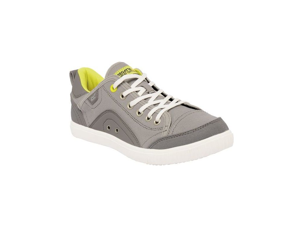 Damskie buty do chodzenia  RWF498 REGATTA Turnpike Szara