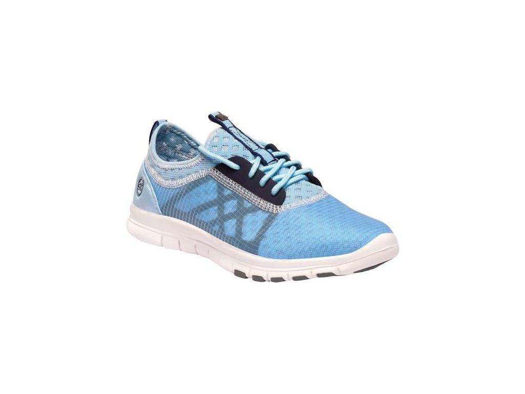 Niebieskie buty damskie  Regatta RWF545 Lady Marine Sport