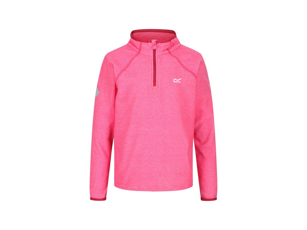 Bluza dziecięca Regatta RKA224 LOCO różowa