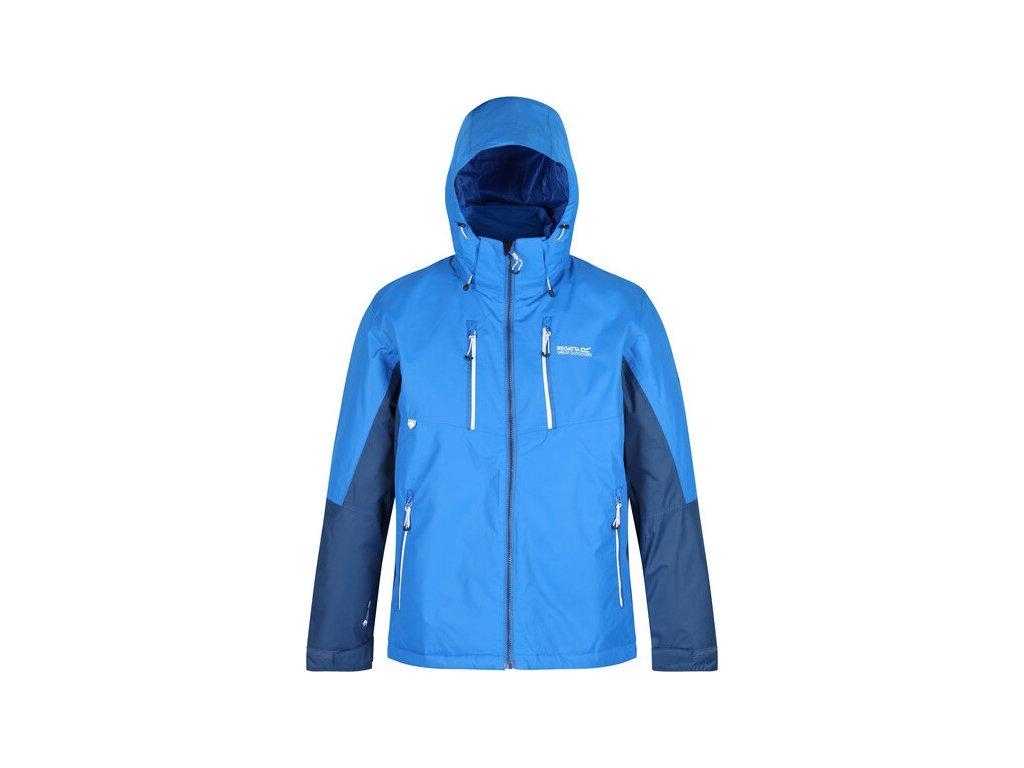Męska kurtka zimowa Regatta RMP247 Fabens II Niebieska