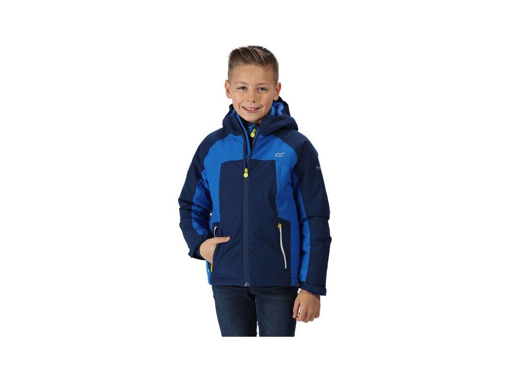 Dziecięca kurtka zimowa RKP207 REGATTA Aptitude IV Niebieska