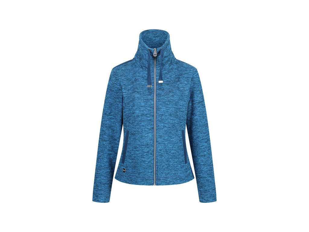 Bluza polarowa damska REGATTA  RWA403  Zyranda Niebieska