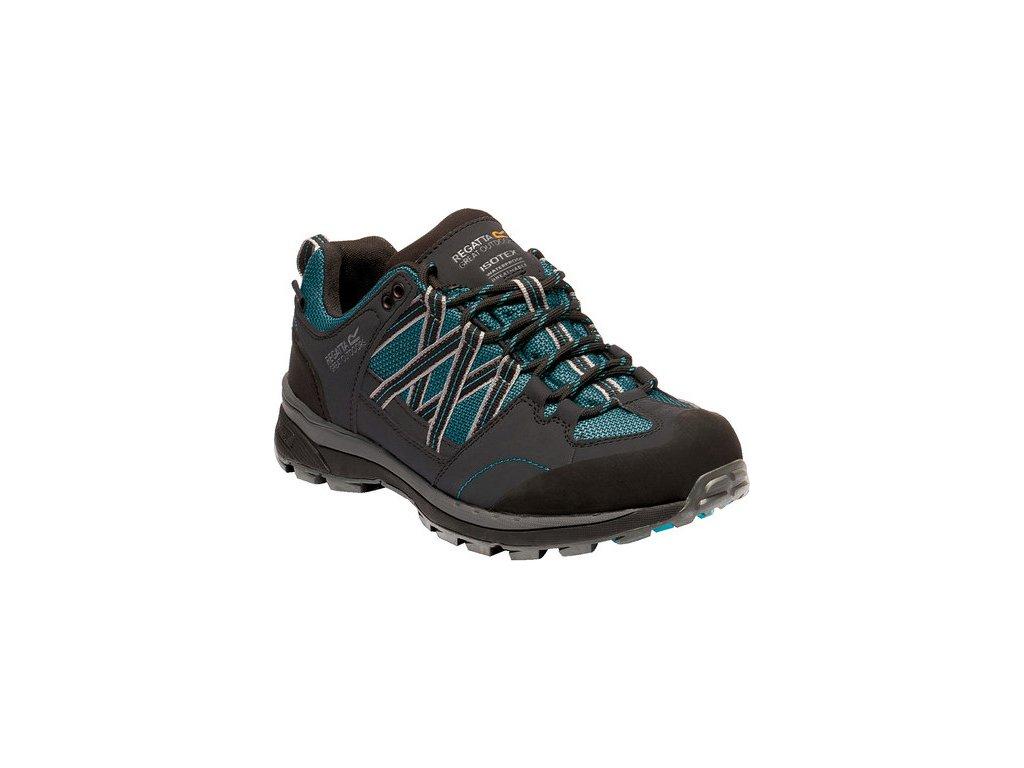Damskie buty trekkingowe RWF540 REGATTA Samaris Lw II niebieski