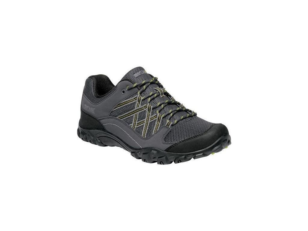 Szare buty turystyczne męskie RMF617 REGATTA Edgepoint III