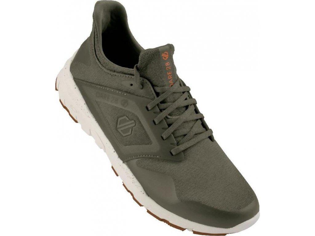 Męskie buty sportowe DMF338 DARE2B Rebo Khaki