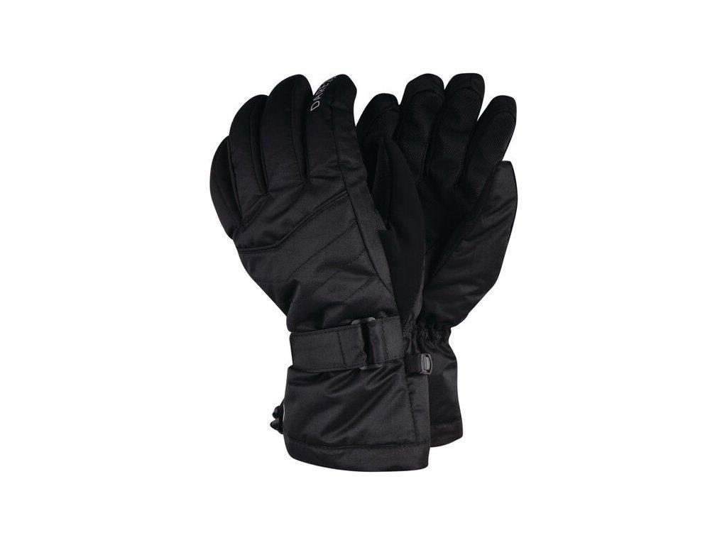 Rękawice damskie narciarskie DWG326 DARE2B Acute Czarne