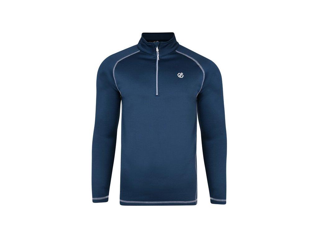 Koszułka męska sportowa DML408 Fuse Up Core NIebieska
