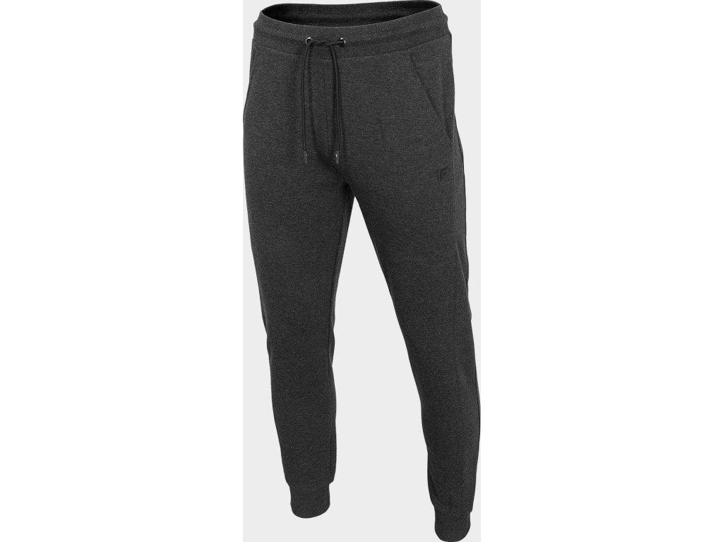 Męskie spodnie dresowe 4F SPMD301-23M Ciemnoszary