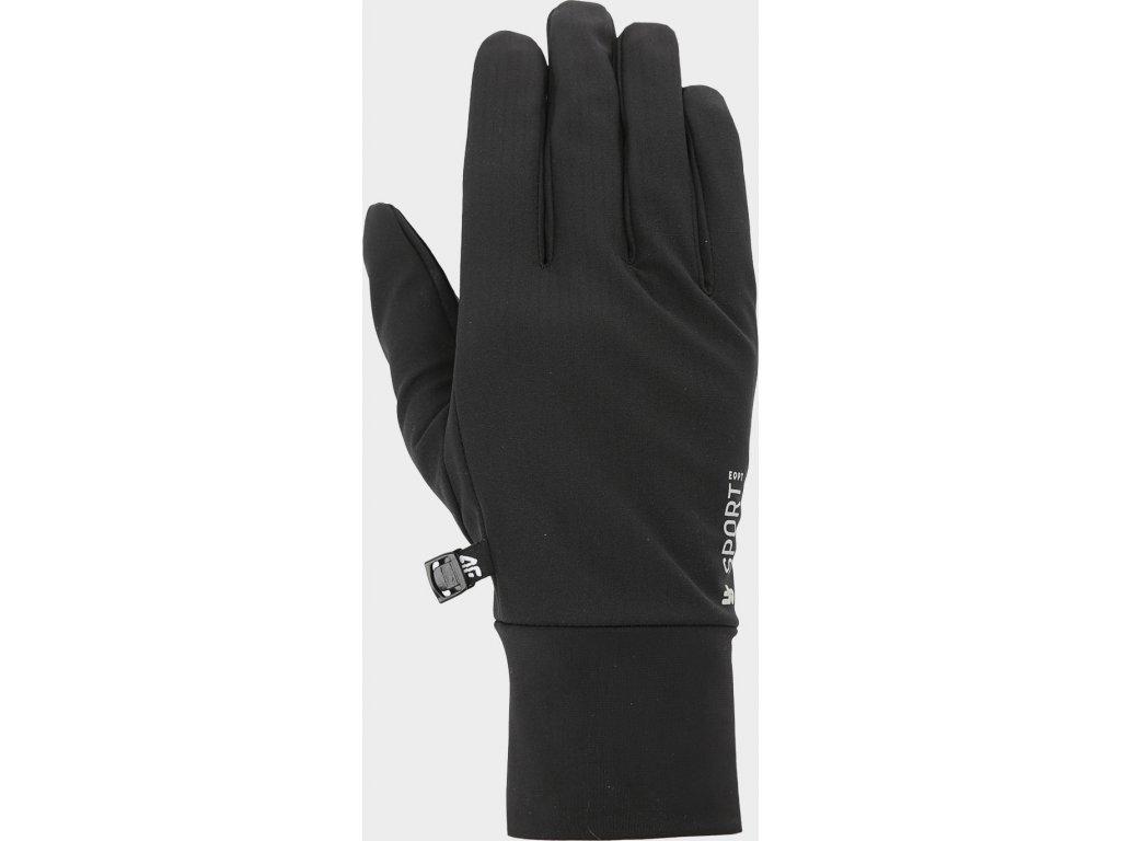 Rękawice sportowe 4F REU106 Czarne