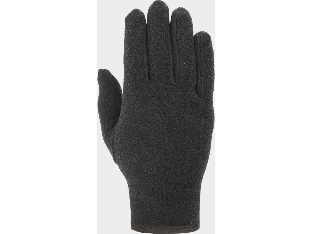 Rękawice polarowe 4F REU302 Czarne