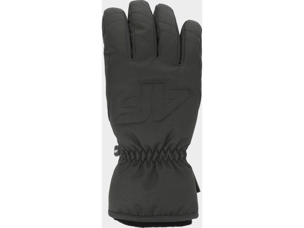 Rękawice damskie narciarskie 4F RED350 Czarne