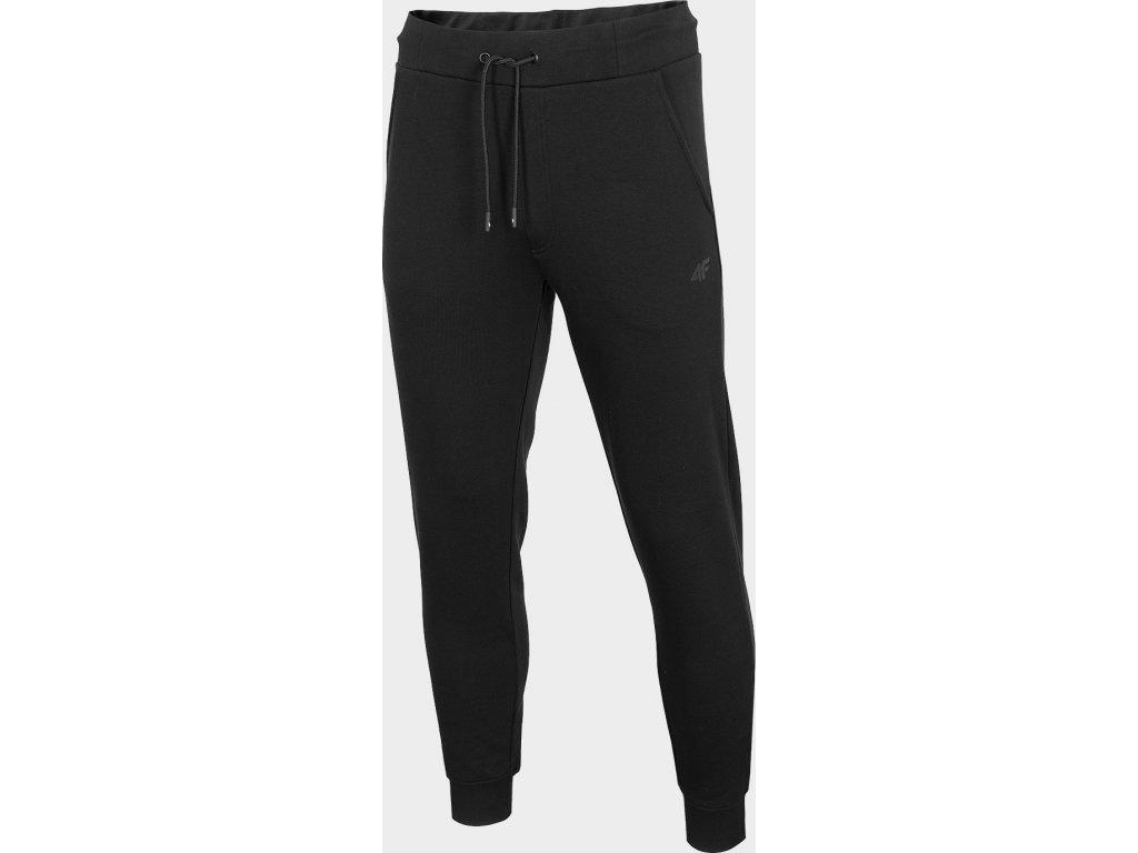 Męskie spodnie dresowe 4F SPMD301 Granatowy