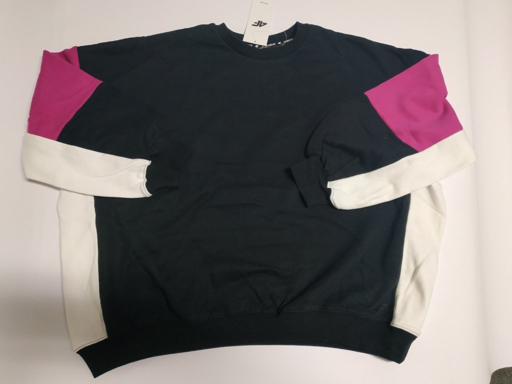 Damska bluza 4F BLD226 czarna