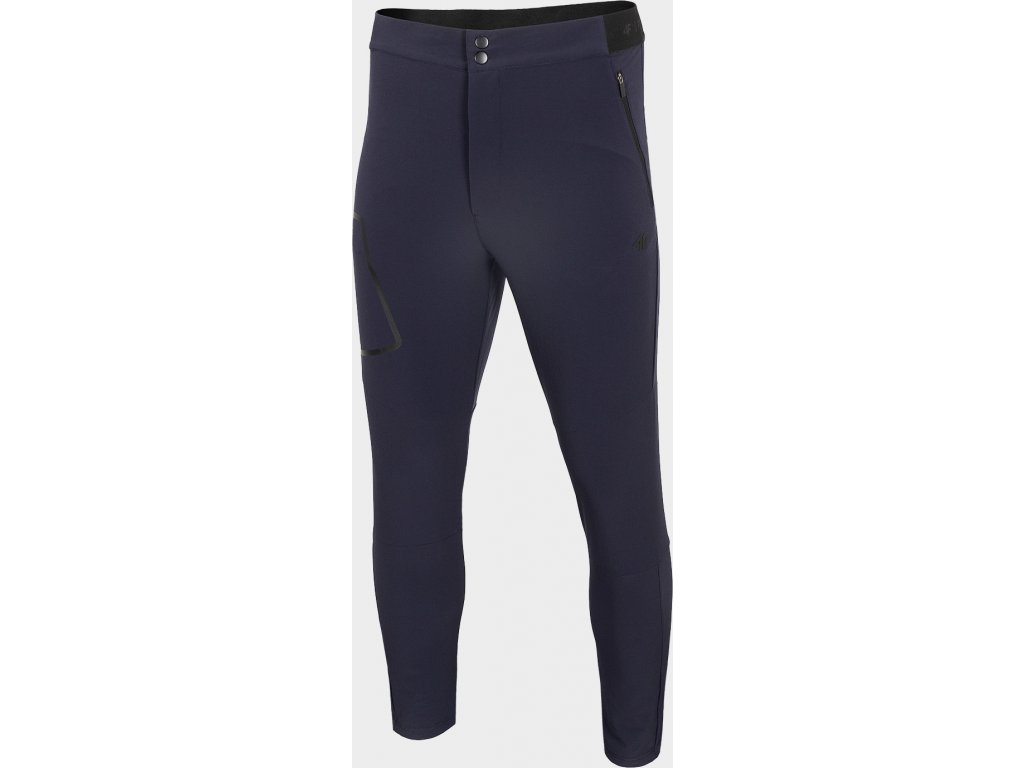 Spodnie męskie outdoor 4F SPMC201 Granatowe