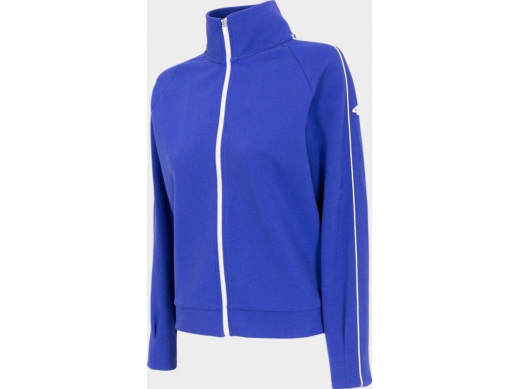 Bluza damska sportowa 4F BLD005 Niebieska