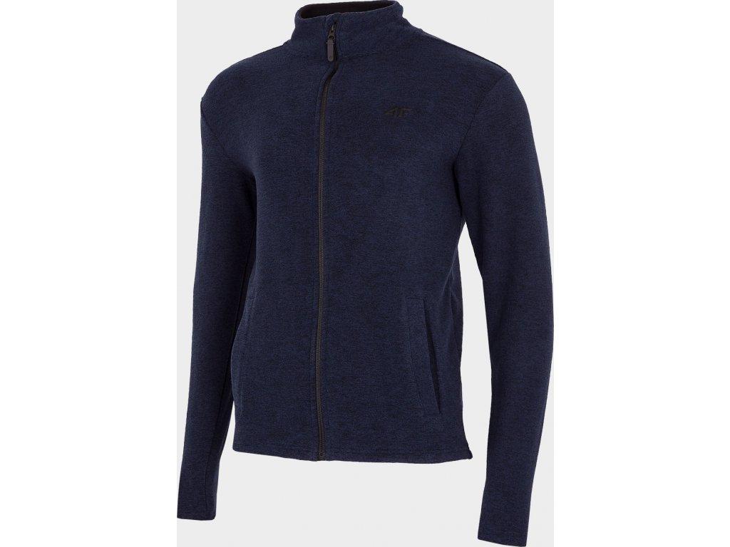 Bluza męska polarowa 4F PLM300 Granatowa