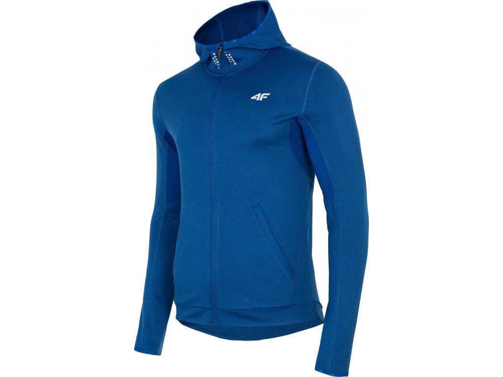 Bluza męska sportowa 4F BLMF003 Niebieska