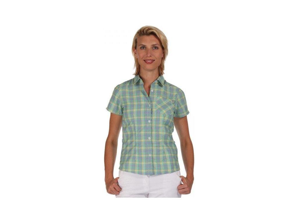 Koszuła damska REGATTA RWS054 Niebieska