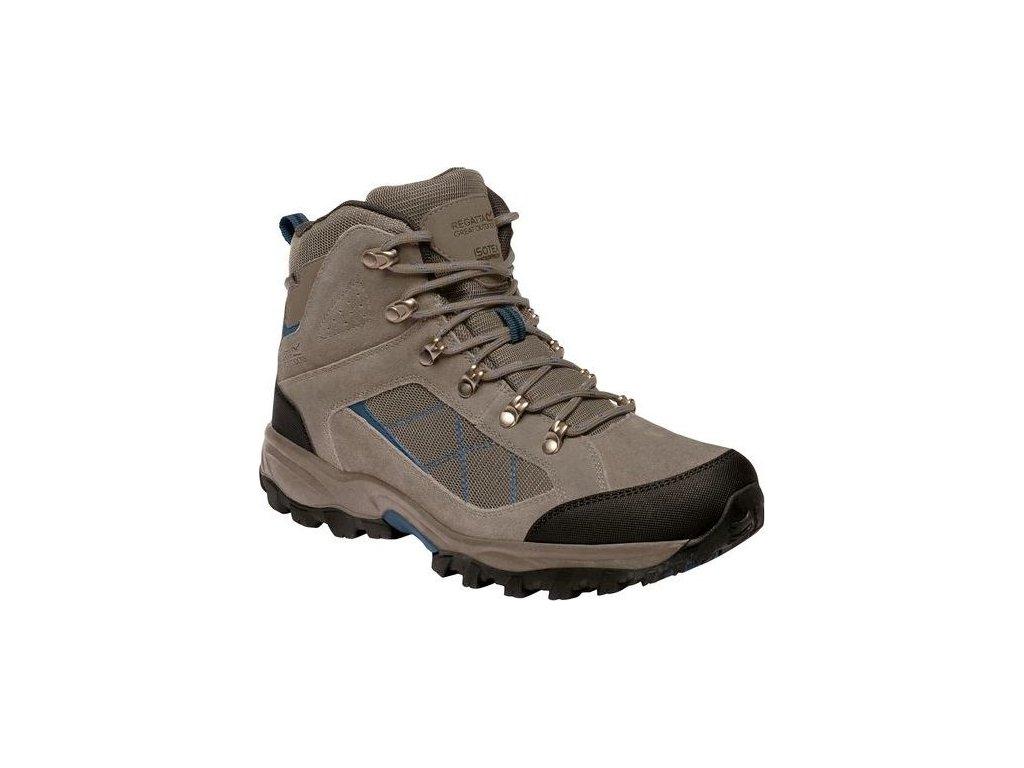 Buty męskie trekkingowe REGATTA RMF485 Clydebank Ecru