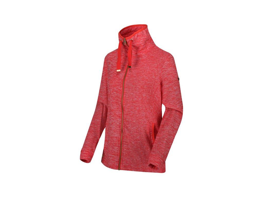Bluza damska polarowa RWA418 REGATTA Evanna Różowa