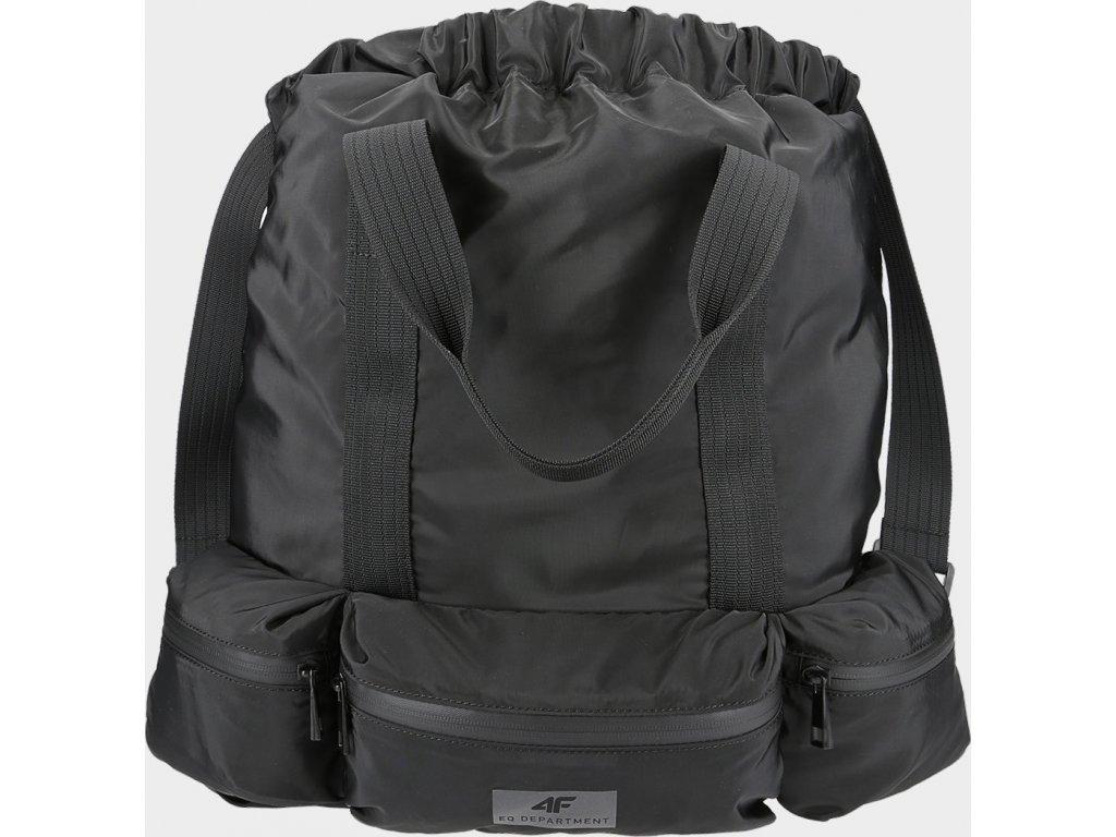 Plecak unisex 4F PCU100 Czarny