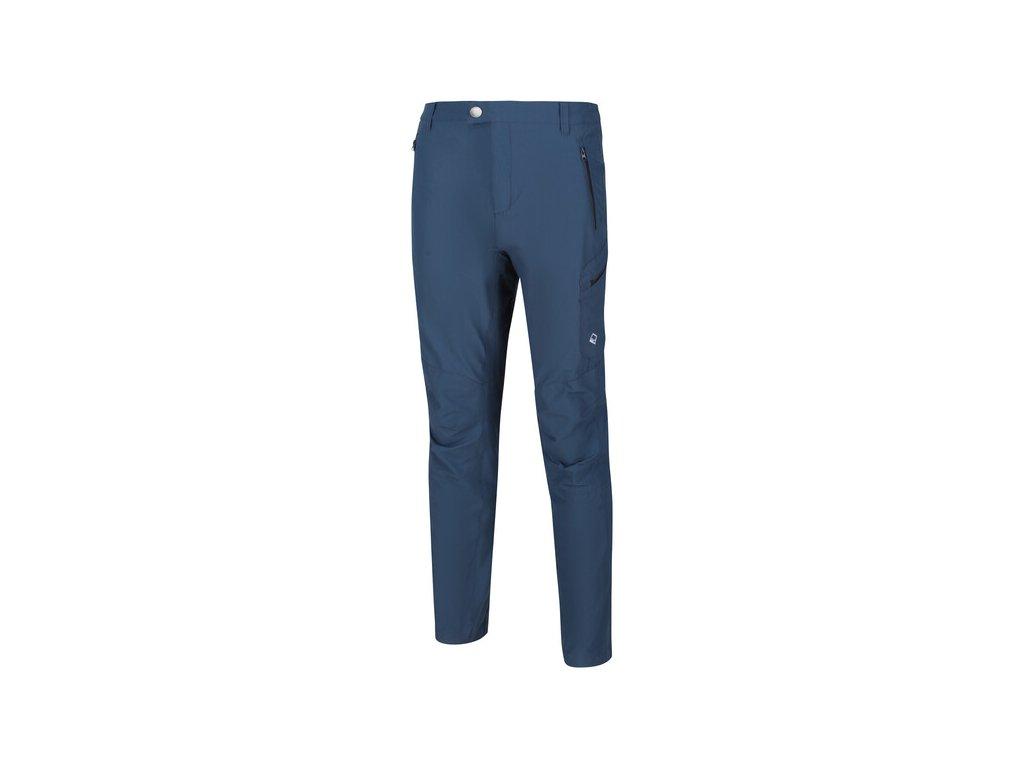 Pánské kalhoty REGATTA RMJ216R Highton Trs Modré