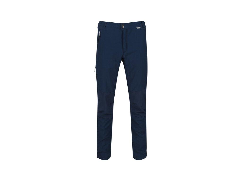 Spodnie męskie sportowe RMJ241R REGATTA Sungari Trs II Granatowe