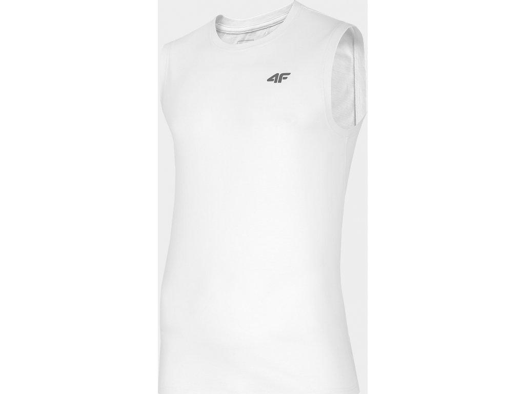 Koszułka męska 4F TSM306 biała