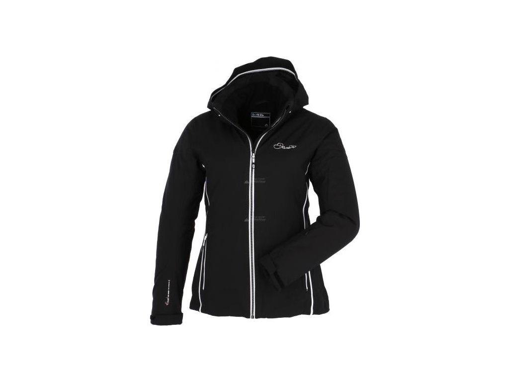 Kurtka damska narciarska Regatta Invoke II Jacket 800 czarna