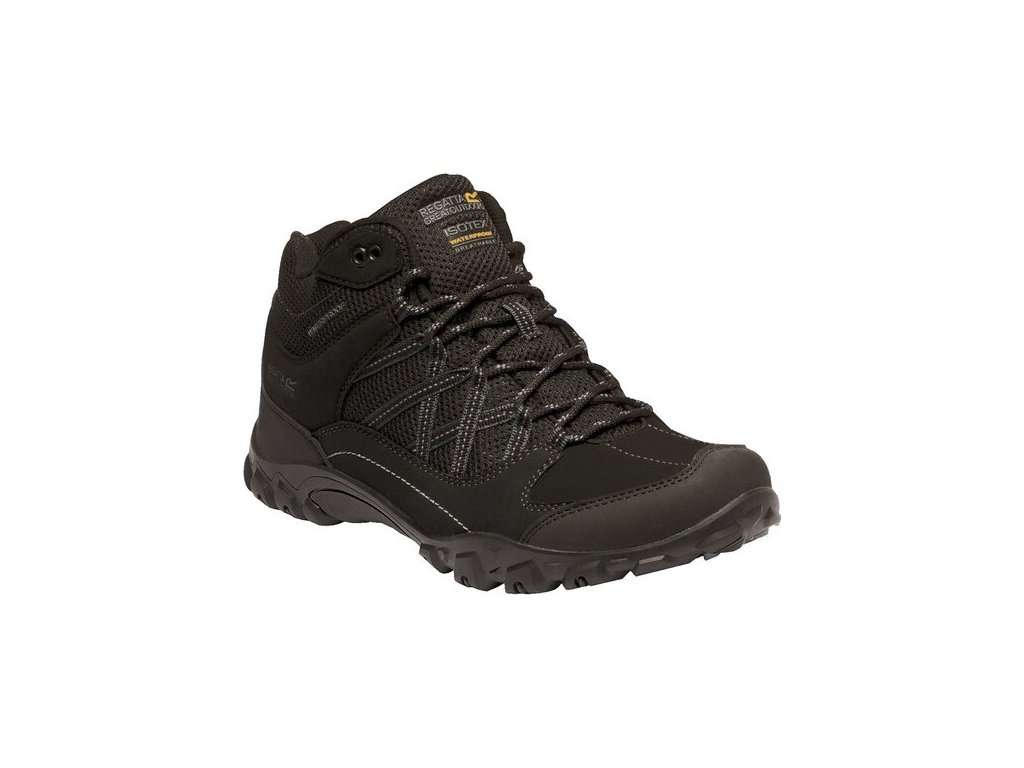 Męskie buty outdoorowe Regatta RMF622 Edgepoint Mid WP 9V8