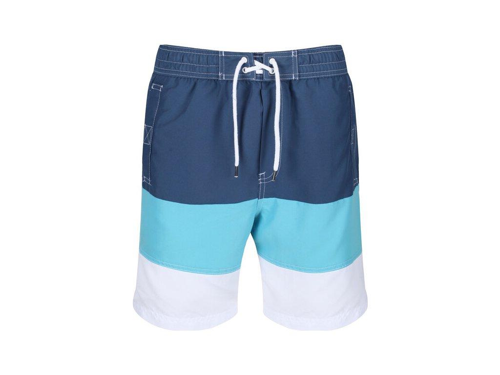 Męskie szorty kąpielowe Regatta RMM013 Bratchmar VI CT2