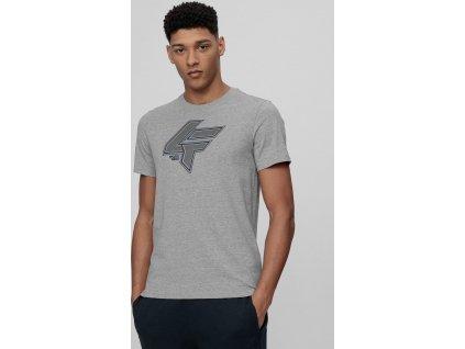 Koszulka męska 4F TSM010 szara