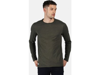 T-shirt męski Regatta RMT219 Karter II 41C Khaki