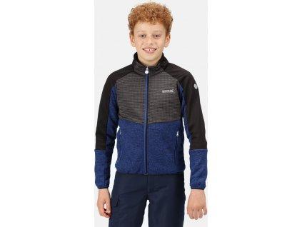 Bluza dziecięca Regatta RKL107 Oberon IV U8G Niebieska